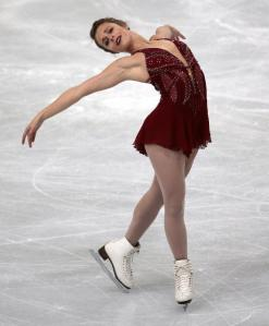 Ashley Wagner - AFP Jacques Demarthon - GP France